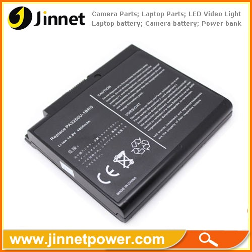 12-Cell 6600mAh Lithium Battery for TOSHIBA Satellite Laptops PA3250 PA3239 PA3250U A30