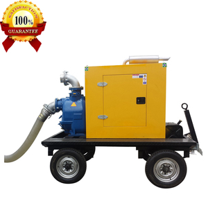 Mobile Tractor pto Centrifugal Diesel Toilet Water Pump