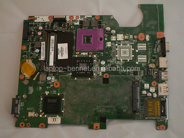 LAPTOP MOTHERBOARD for HP Compaq CQ50 CQ60 498462-001 Full tested