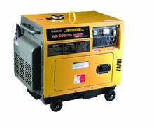 Super Silent 5kw Diesel Generators Generator Made In Japan