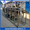 High efficient oil refinery/oil refinery machine/vegetable oil refinery equipment