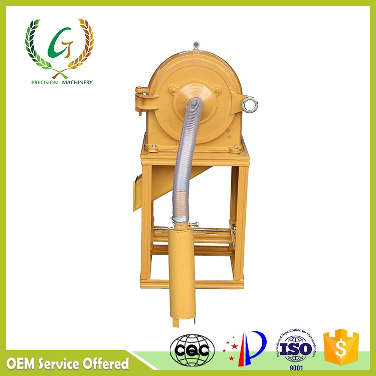 OEM orders acceptable mobile almond barley crusher machine