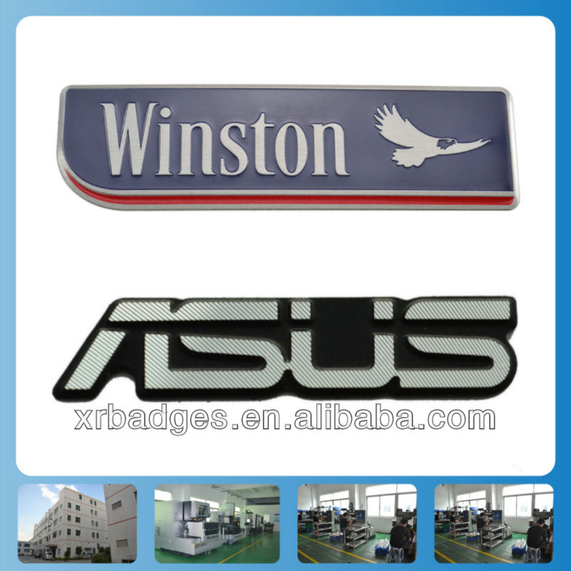 2013 metal logo,car emblem customized 3D car logo