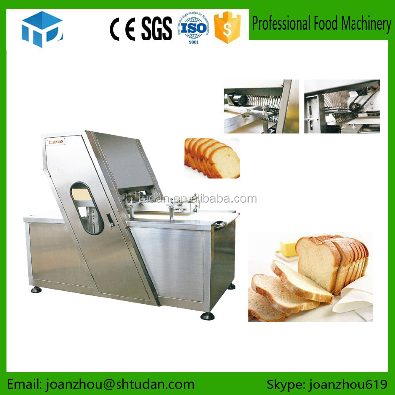 Hot sale stainless steel adjustable bread slicer/bread cutting machine/industrial bread slicer