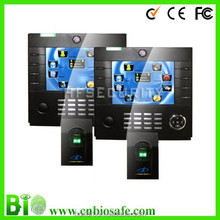 HF-Iclock3800 Wirless GSM/GPRS Fingerprint Recognition Employee Time Tracking Machine and Access Control System