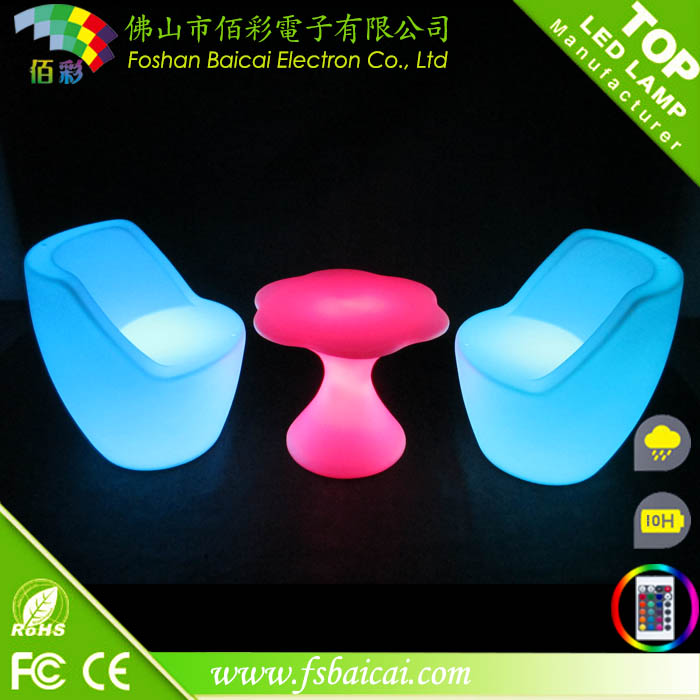 import furniture from china,mini bar furniture chair,led chair
