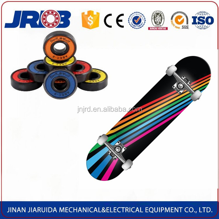 High quality hoverboard bearing 608/ceramic 608/ 608 2rs for skateboard