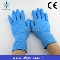 2016 Medical disposable best supplies king latex gloves cheap latex gloves manufacturer