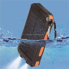 ip67 <strong>Portable</strong> Solar Battery Charger Power banks 50000mAh solar waterproof power bank