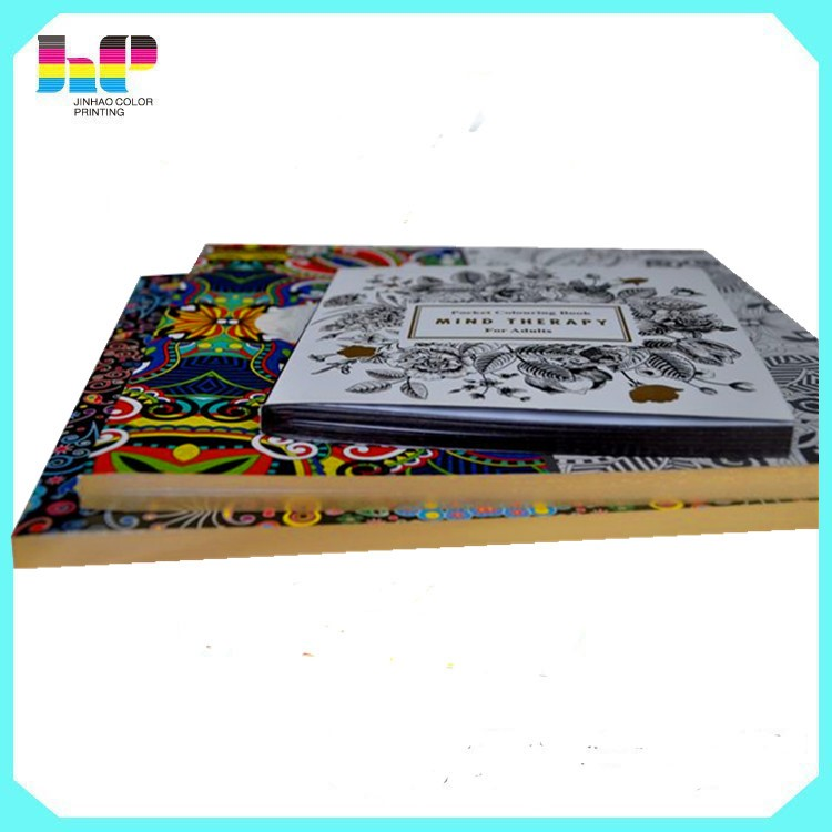 softcover high quality children fairy tales drawing books print