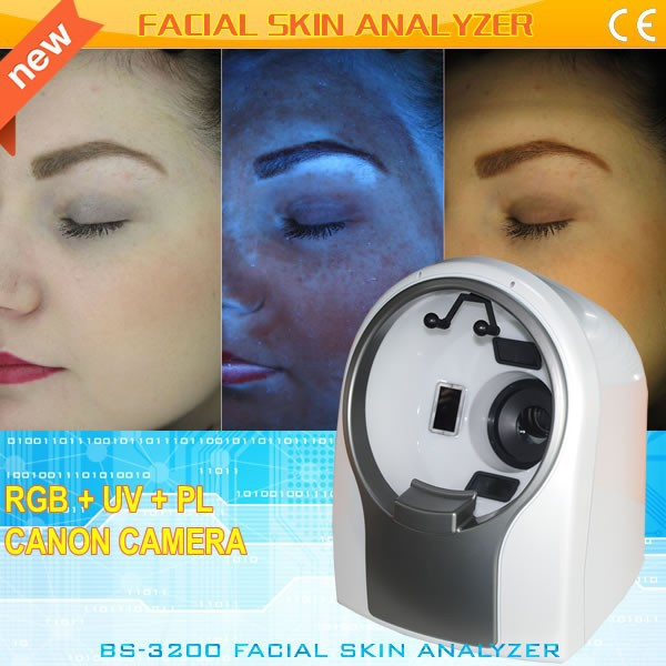 Portable 3d Magic Mirror Facial Skin Analyzer