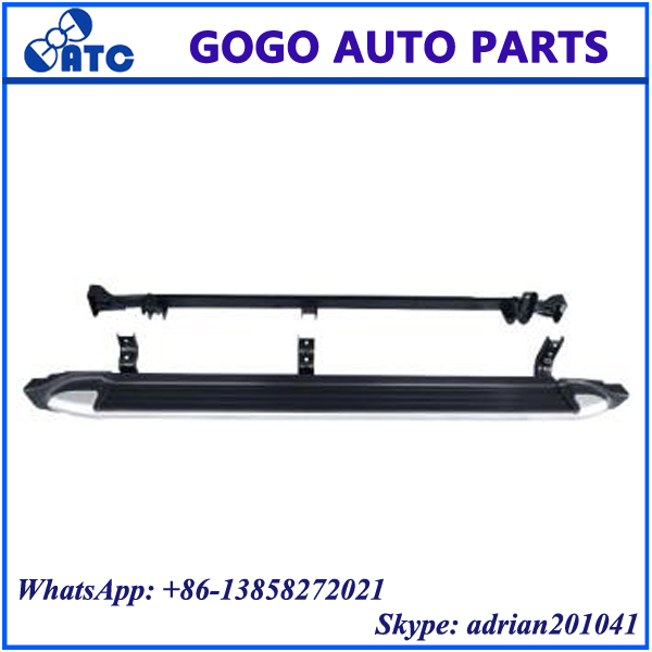 For Isuz Dmax Running Board Side Step Nerf Bar Side Bar