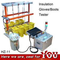 Dielectric Gloves & Boots Testing Machine