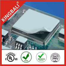 KING BALI 0.3MM~20MM Silicone Thermal Pad for CPU/IC/LED/PCB/ Heat Sink Transfer