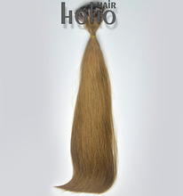 top quality 100 remy human hair double drawn tiny tip hair extensions