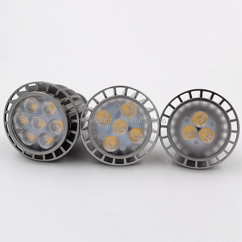 High quality Dimmable led spot light 3w gu10 led spotlight 3030 chip