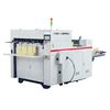 MR-850E New Type PLC control Worm Gear Paper Plate Auto Die Cutting Machine