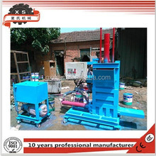 XS-205T baling machine for sale for waste rag, used clothes