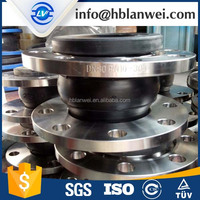 Pipeline Specialized Flexible Single Ball Rubber Expansion Joint