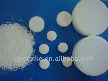 tcca 90% chlorine tablets for swimming pool disinfectant,tcca 90% chlorine granular for water treatment