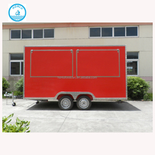 mobile mini mobile chinese food vans/mobile kitchen/mobile food cart for sale philippines