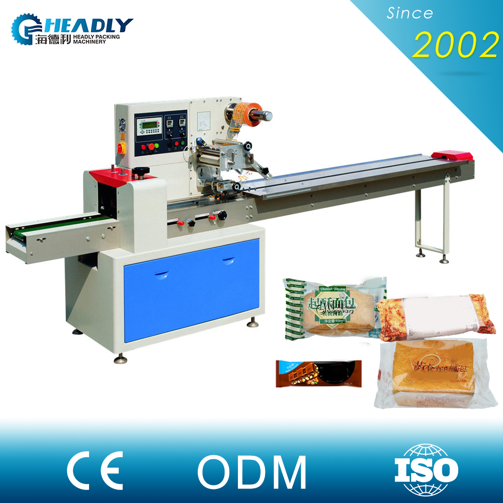 Alibaba Online Shopping Hard Candy Stick Flow Packing Machine
