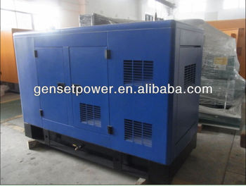 60kw- 750kw silent diesel generator for sale