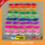 Soft Cat Nail Caps Variety Color With Free Adhesive 20 pcs/Four Size Of XS S M L