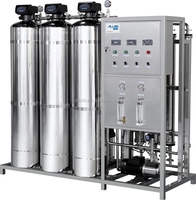 RO underground water purifier plant price/RO water filter treatment