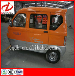 Chongqing New Gasoline 3 Seats Passenger Tricycle