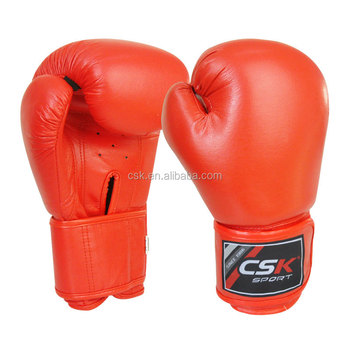 PU Synthetic Boxing Gloves
