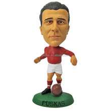 China manufactured football player/3d custom football player action figure/football action figure