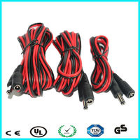 China dc power cable for radio with inline fuse holder