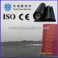 China Top Quality Fish Farm Pond Liner HDPE Geomembrane with Cheap price