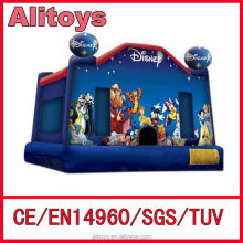 Ali Hot PVC inflatable bouncer/inflatable bouncy hourse/bouncy castle