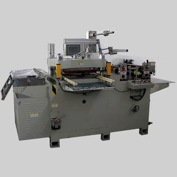Insulation pad die cutter machines
