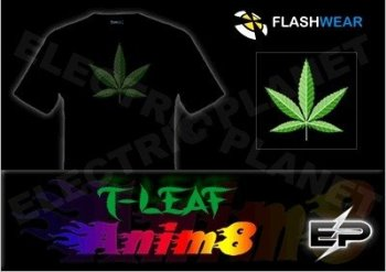 [Stunningly]Wholesale fashion hot sale el T-shirt A101,el t-shirt,led t-shirt