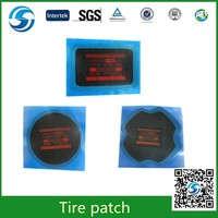 Cold Patch for vacuum tyre Radial Patch Tyre Repair Patches