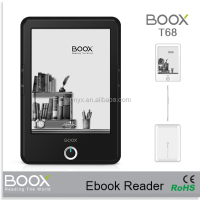 Hot Sale Product 6.8'' Touch Screen Front Light Wifi Eink eReader Tablet