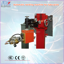 Automatic overlaying welding equipment for tube-plate