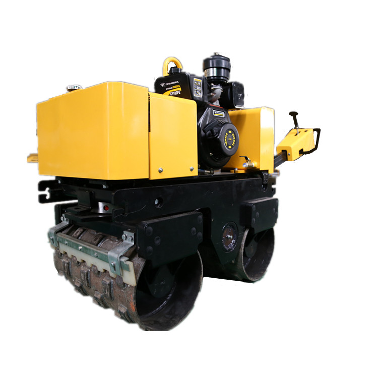 mini new double drum road roller compactor price for sale