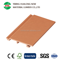 WPC Wall Panel, Wood Plastic Composite Outdoor Cladding with High Quality