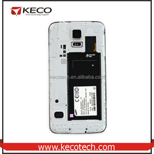 Factory Price Mid Frame For Samsung Galaxy S5 I9600,for Samsung Galaxy S5 Phone Middle Frame Replacement