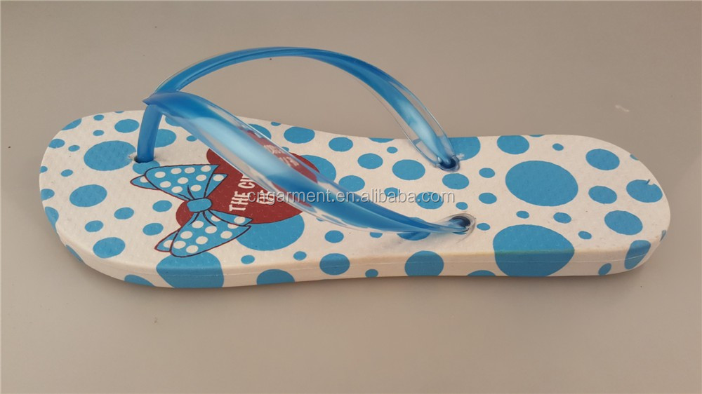 Summer lovely PCU PVC comfortable colorful bright gorgeous nice fashion newest model women flip flops