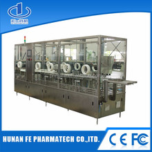 Automatic small Injection vial filling and sealing machine