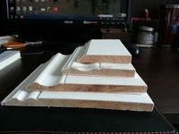 Elegant Decorative Baseboard Wood Molding Manufacturer