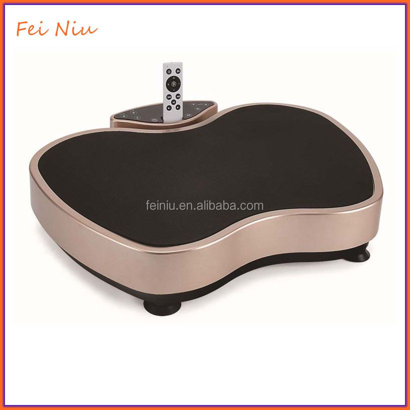 Fei Niu New Vibration Machine Plate Platform Exercise Fitness