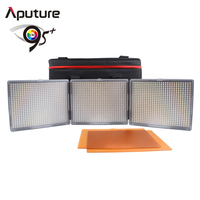 Aputure Dimmable Ultra High Power led shooting light for DSLR Cameras DV Camcorders from China Shenzhen