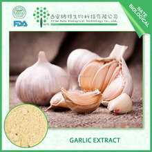 GMP Manufacture Natural Garlic Extract Allicin 5% by HPLC