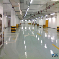 Widely Used Car parking Epoxy flooring coating Factory Garage floor paint